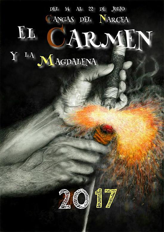 Fiestas de El Carmen y La Magdalena en Cangas de Narcea