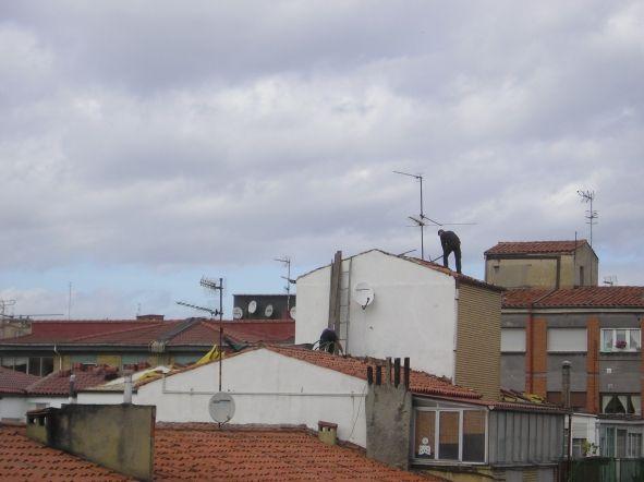 Fotodenuncias: Seguridad en el Trabajo | El Club del Tetraedro
